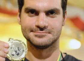 Florent Lecoanet chamion du monde super mario kart