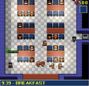 cantine the escapists