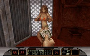 strip teaseuse duke nukem 3D