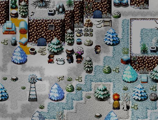 village en montagne vairons wrath
