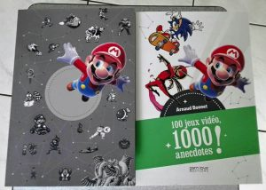 edition collector livre 100 jeux 1000 anecdotes