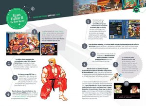 anecdotes sur street fighter 2