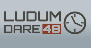 logo ludum dare 48 LD48