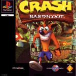 Jaquette de crash bandicoot ps1