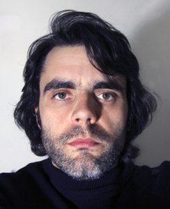 Antoine Pascal Photographe auteur du livre retrogaming