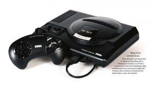 Photo de la Sega Megadrive par Antoine Pascal