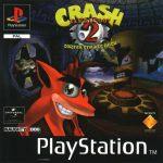 Jaquette du jeu Crash bandicoot 2 sur ps1