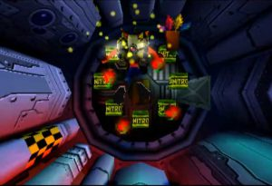 niveau avec jetpack crash bandicoot 2 cortex strikes back