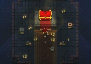coffre trésor enter the gungeon