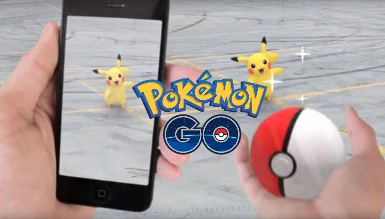 logo du jeu vidéo mobile Pokémon Go
