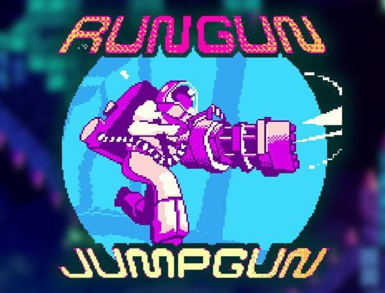 logo du jeu vidéo rungunjumpgun sur steam
