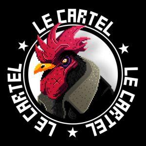 logo du studio de jeux vidéo le cartel