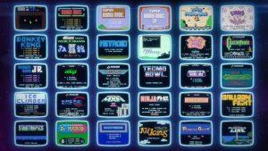 liste des 30 jeux installés de la nintendo nes classic mini de 2016