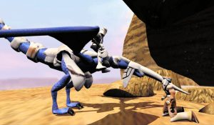 cinematique dragon bleu panzer dragoon sega saturn