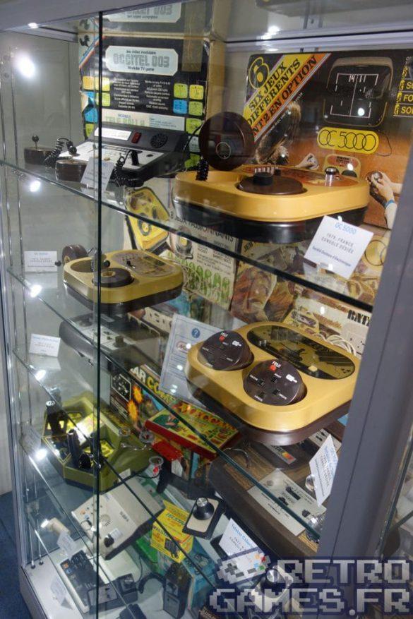 consoles occitel et années 1970 pixel museum musée du jeu vidéo strasbourg