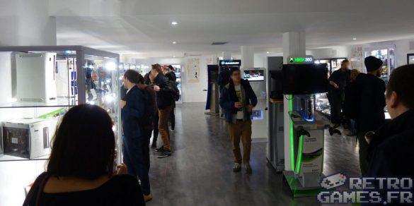 grande salle principale collection années 90 pixel museum musée des jeux vidéo schiltigheim