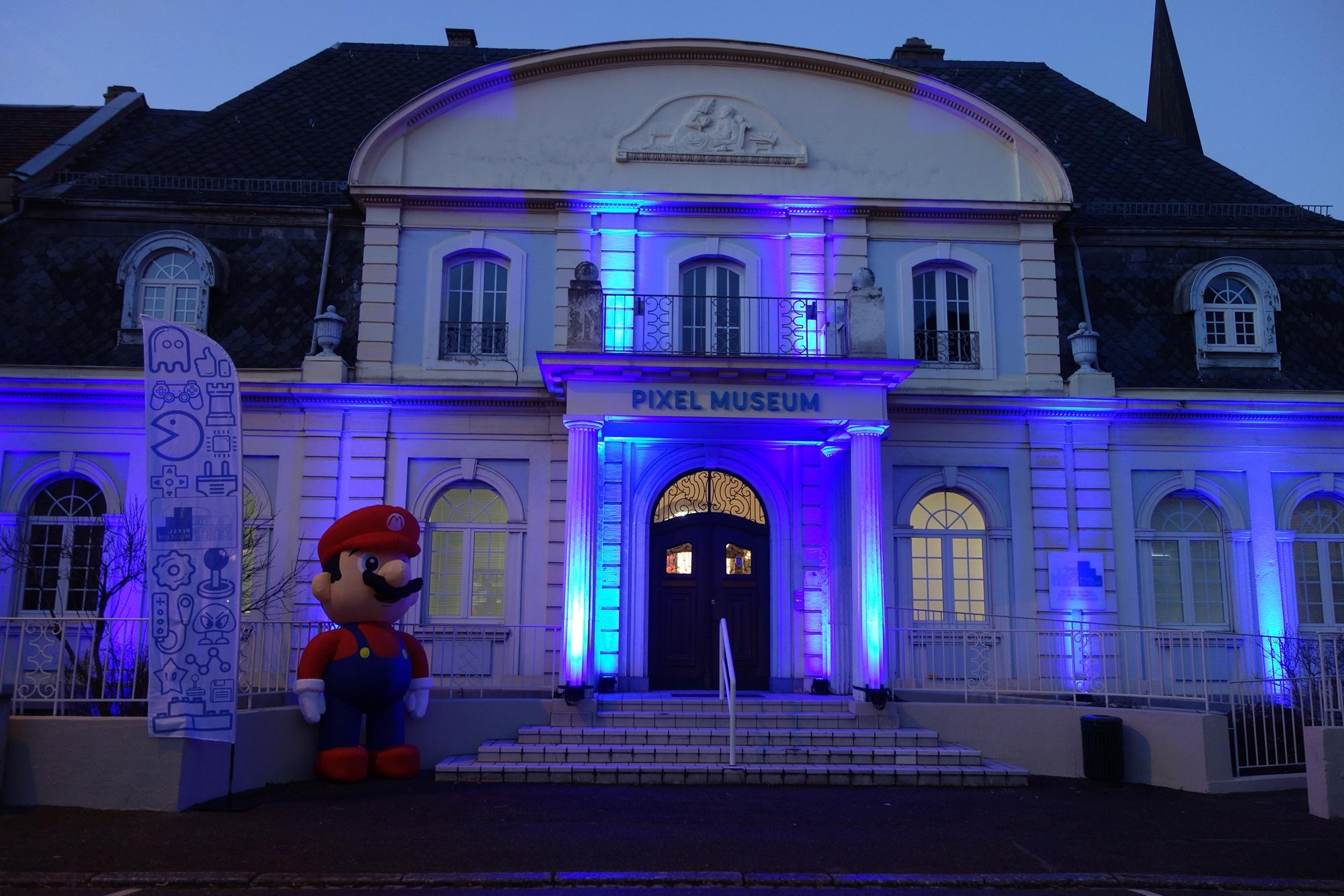 le musee du jeu video français a strasbourg schiltigheim pixel museum