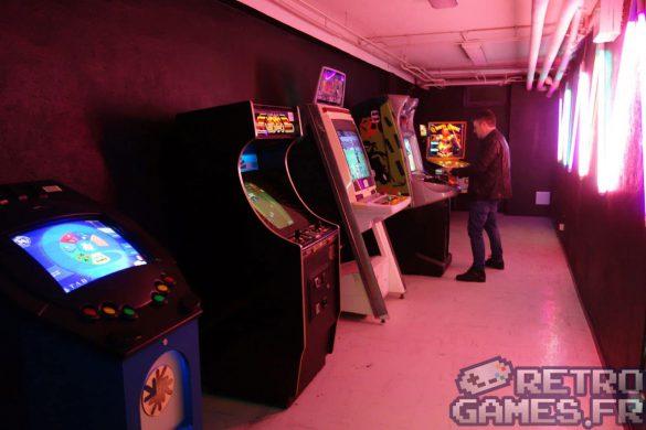 salle bornes arcade pixel museum musée des jeux vidéo schiltigheim