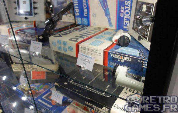 collection de jeux de tir avec armes factices pixel museum musée du jeu vidéo strasbourg