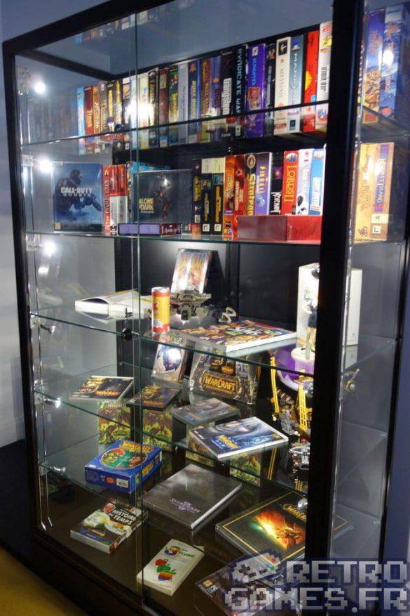 armoire jeux video pc ordinateur pixel museum musée du jeu vidéo strasbourg