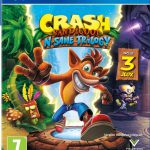 jaquette du jeu crash bandicoot nsane trilogy sur PS4