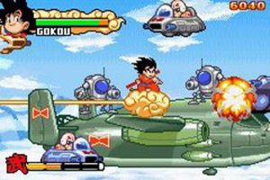 niveau sur nuage magique dragonball advanced adventure