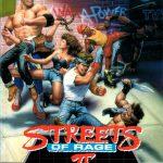 jaquette du jeu beatem all Streets of rage 2 sur megadrive