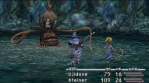 boss plante maton final fantasy 9 IX