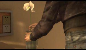 orchidée blanche meurtrier heavy rain