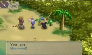 herbe mozweed dans breath of fire IV