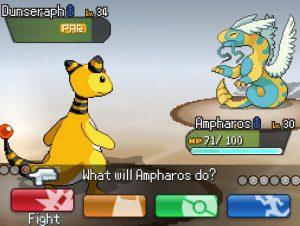 évolution insolourdo dunseraph pokemon uranium