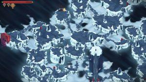 niveau des neuf rivières niflheim dans le jeu jotun