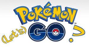 logo de pokémon go avec logo le'ts go