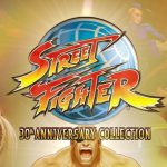 logo de la collection de jeux 30th anniversary street fighter