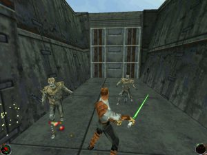 mode 3e personne star wars dark forces II