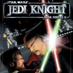 pochette du jeu pc star wars jedi knight dark forces 2