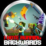 logo du jeu i hate running backwards