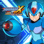 jaquette du jeu mega man x legacy collection