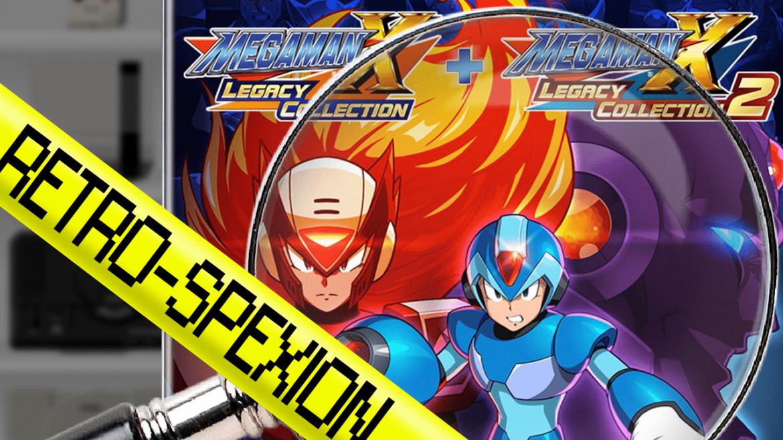 emission retrospexion sur mega man x legacy collection