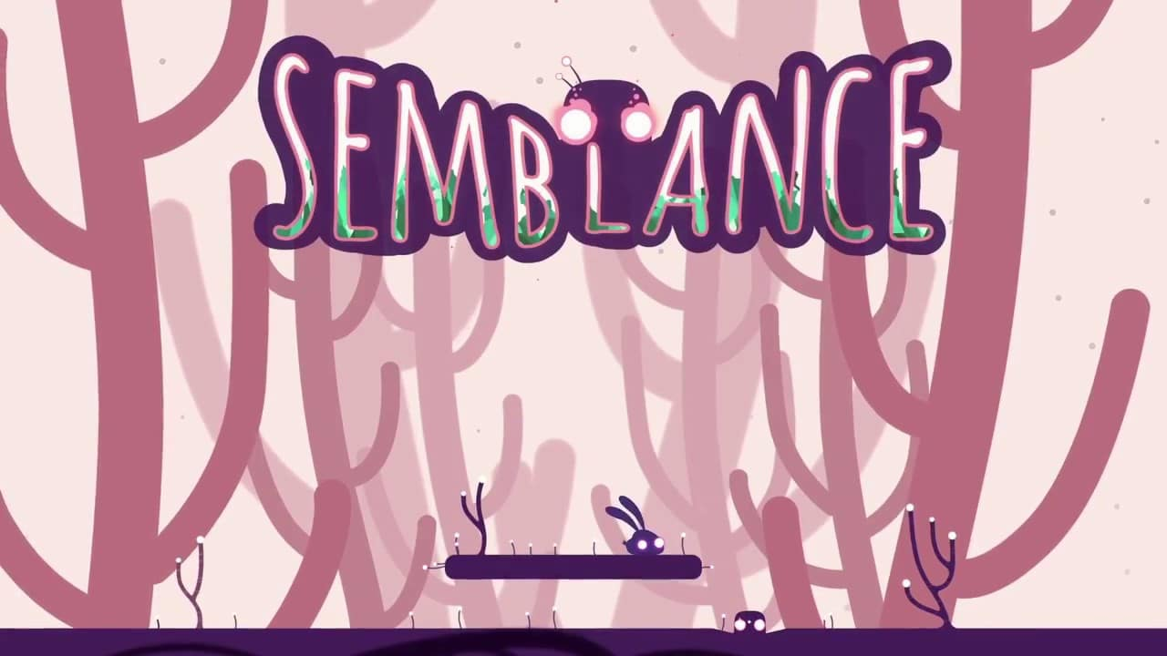 logo du jeu puzzle game semblance sur steam