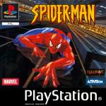 jaquette du jeu vidéo spider man sur playstation ps1