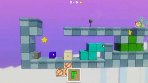 rotation des blocs dans puzzle game tetra's escape sur steam