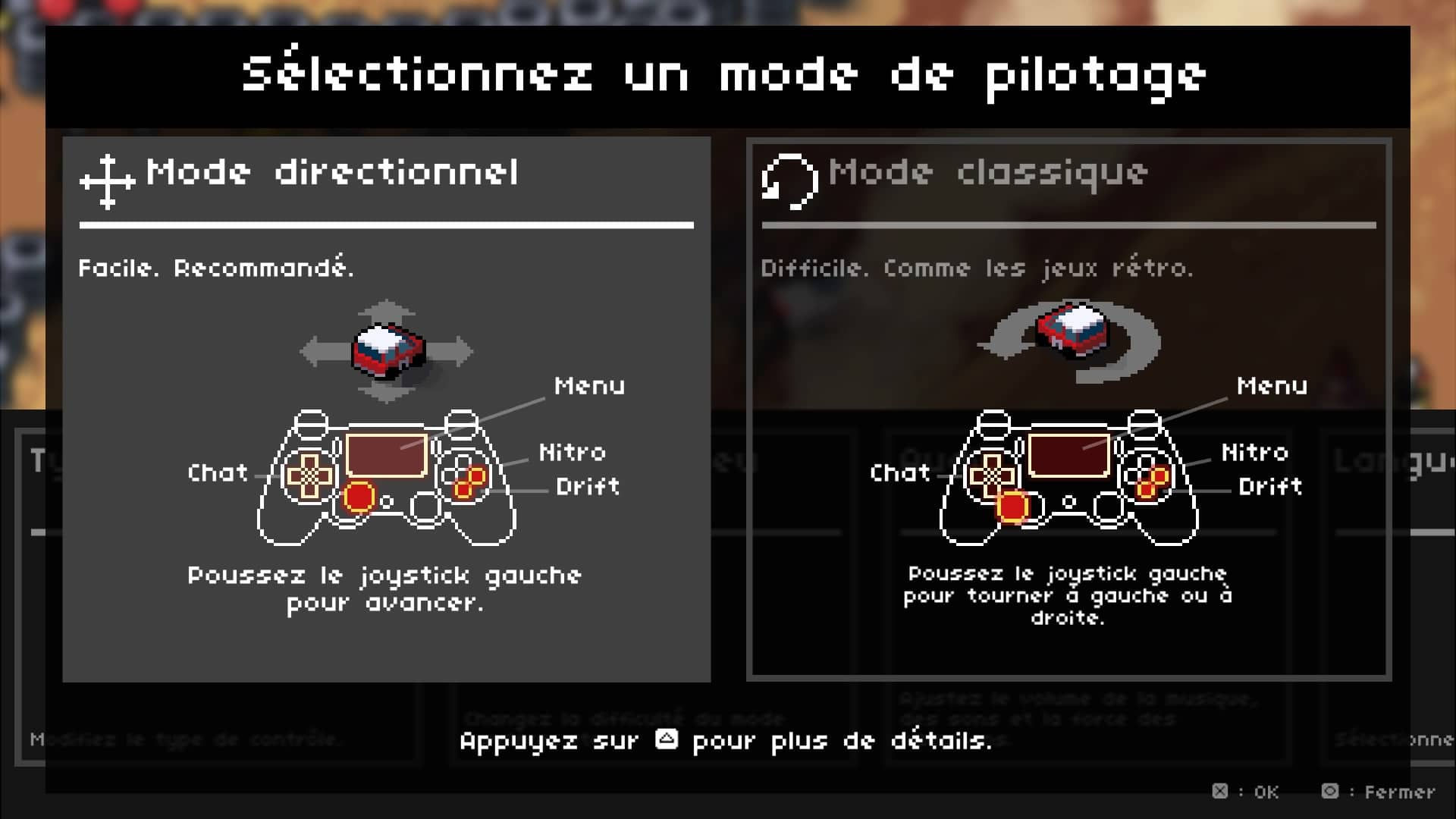Super Pixel Racers Le Jeu De Course 16bits Au Gameplay
