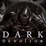logo du jeu video rogue like Dark Devotion sur steam