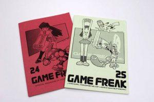le magazine game freak créé par satoshi tajiri