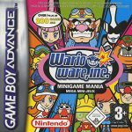 jaquette du jeu warioware sur gameboy advance