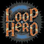 logo du jeu loop hero de devolver