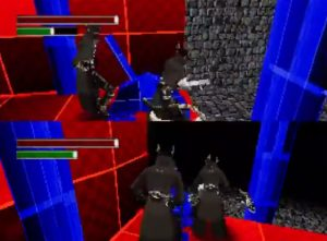 mode coop co-op coopération dans bloodborne PS1