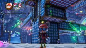 un des costumes dans le jeu balan wonderworld sur ps5