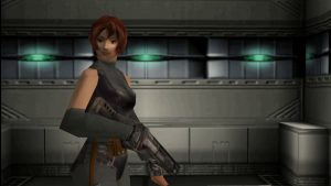 regina personnage jouable dino crisis playstation